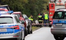 Śmiertelny wypadek na Podlasiu