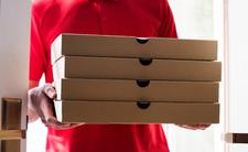 Warszawa: Groził dostawcy pizzy