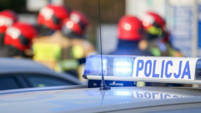 Wypadek w Warszawie na Grochowskiej. Kierowca zabił motocyklistę i uciekł