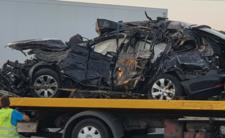 Jaka była przyczyna wypadku w Elżbietowie? Szokujące nagranie WIDEO