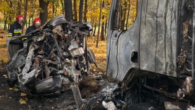 Tragiczny wypadek niedaleko Poznania