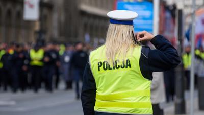 Policjantka na pełnym gazie. Wysłali na nią antyterrorystów