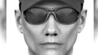 Policja pokazuje portret gwałciciela. Podobny... zupełnie do nikogo