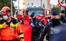 Wybuch gazu w Białymstoku. To rozszerzone samobójstwo