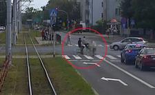 Śmiertelny wypadek w Toruniu - sprawca jest wciąż poszukiwany