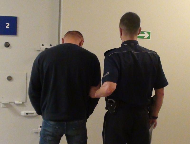 28-latek zatrzymany