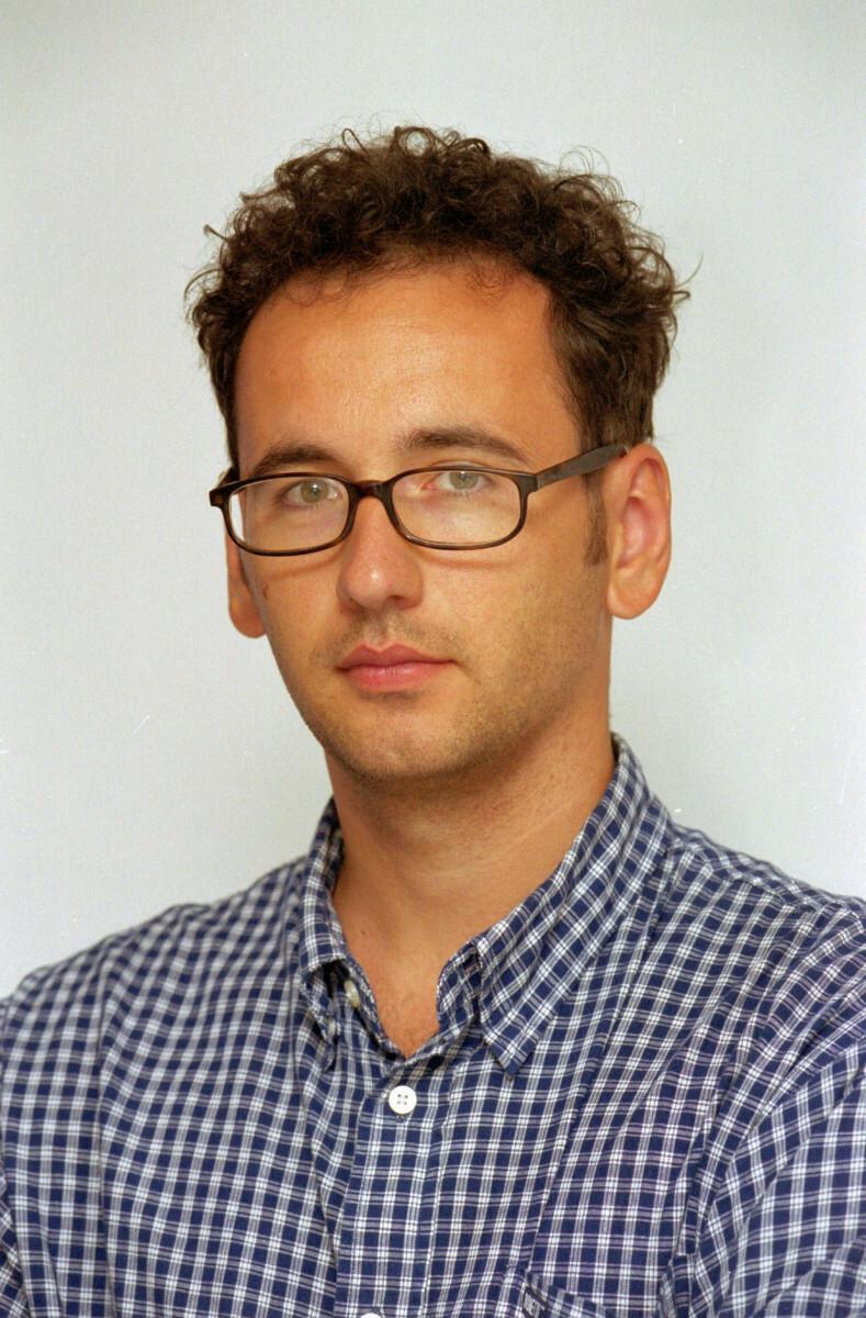 Adam Niedzielski w młodości/ KRZYSZTOF WOJDA/REPORTER