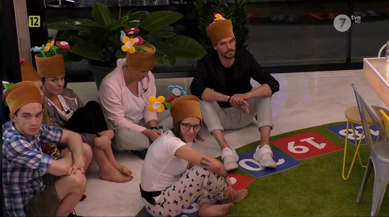 Big Brother. Uczestnicy show grają w grę