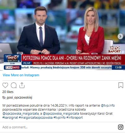 """Czy Karol Gnat to nowy prowadzący """"Wiadomości"""" TVP?"""