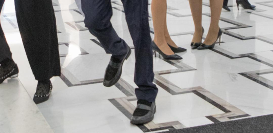 Edmund Janniger i  niezwykłe buty - historia sejmowej ciżemki?
