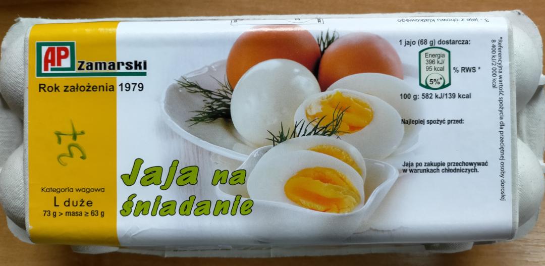 GIS ostrzega - te jajka mogą mieć bakterie salmonelli na skorupkach