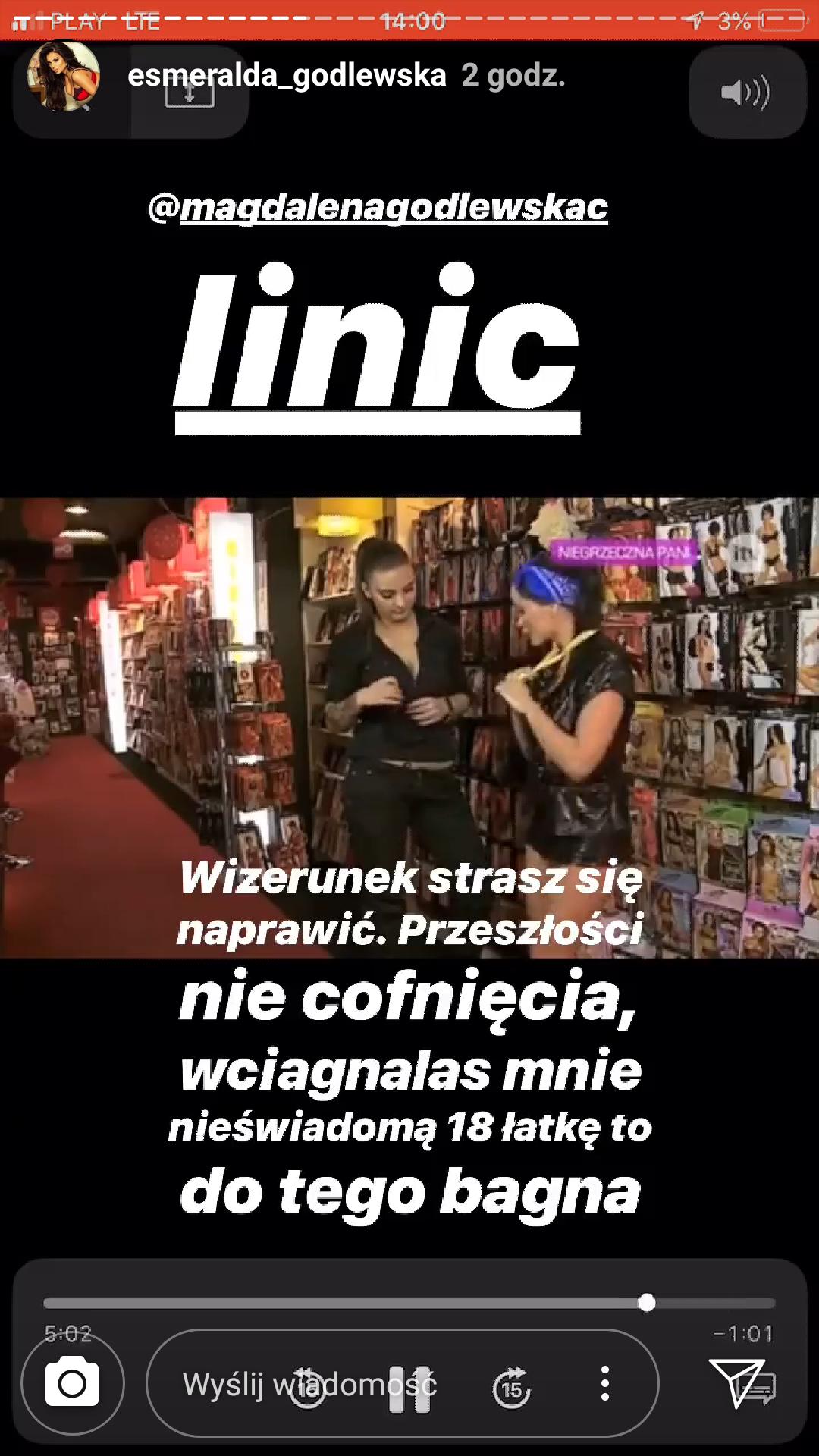 Instagram godlewska