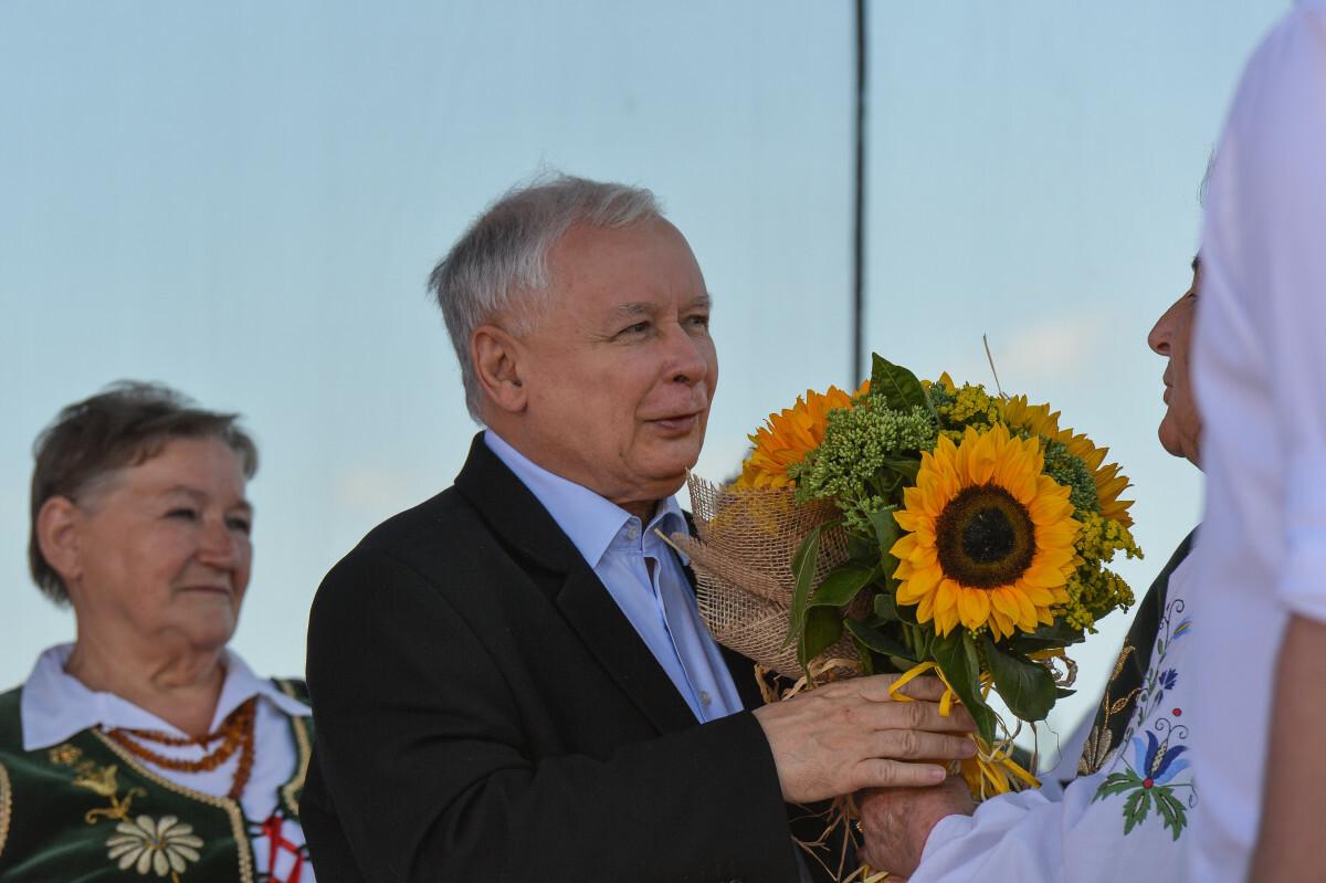 Jarosław Kaczyński obchodzi 72. urodziny