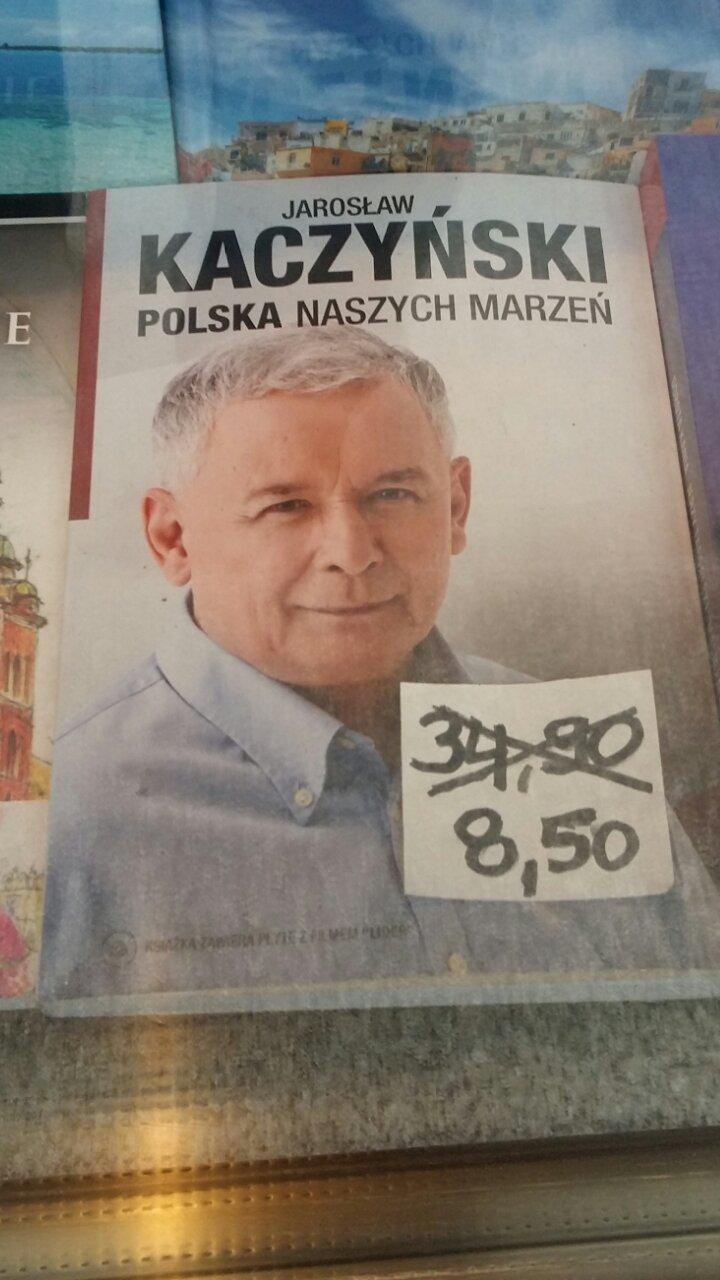 """Jarosław Kaczyński """"Polska naszych marzeń"""""""