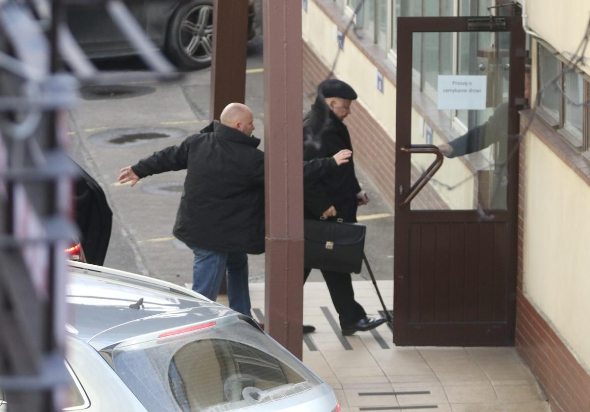 Jarosław Kaczyński wraca do pracy