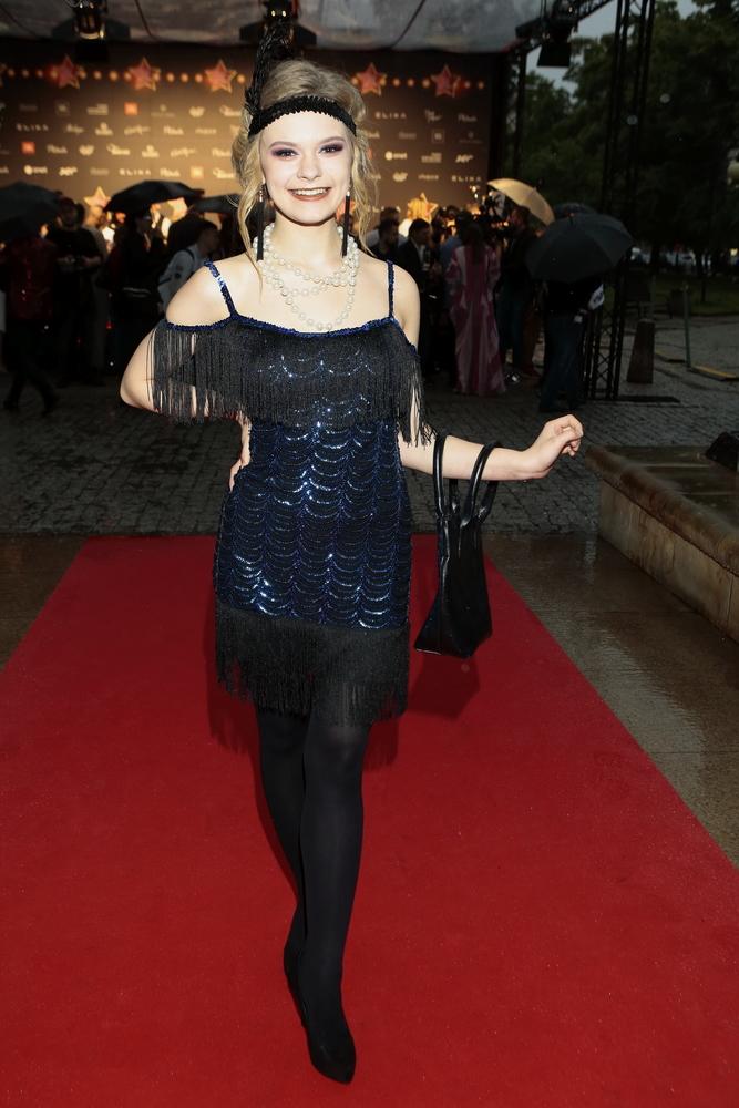 Julia w kontrowersyjnej stylizacji, fot. ADAM JANKOWSKI/REPORTER