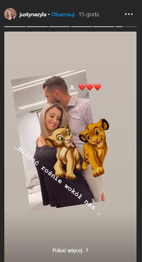 Justyna Żyła i nowy ukochany