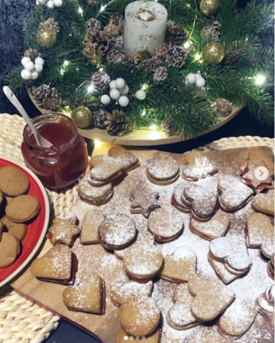 Justyna Żyła pokazała swoje ciastka. Piotr Żyła ma apetyt na jej słodkości?