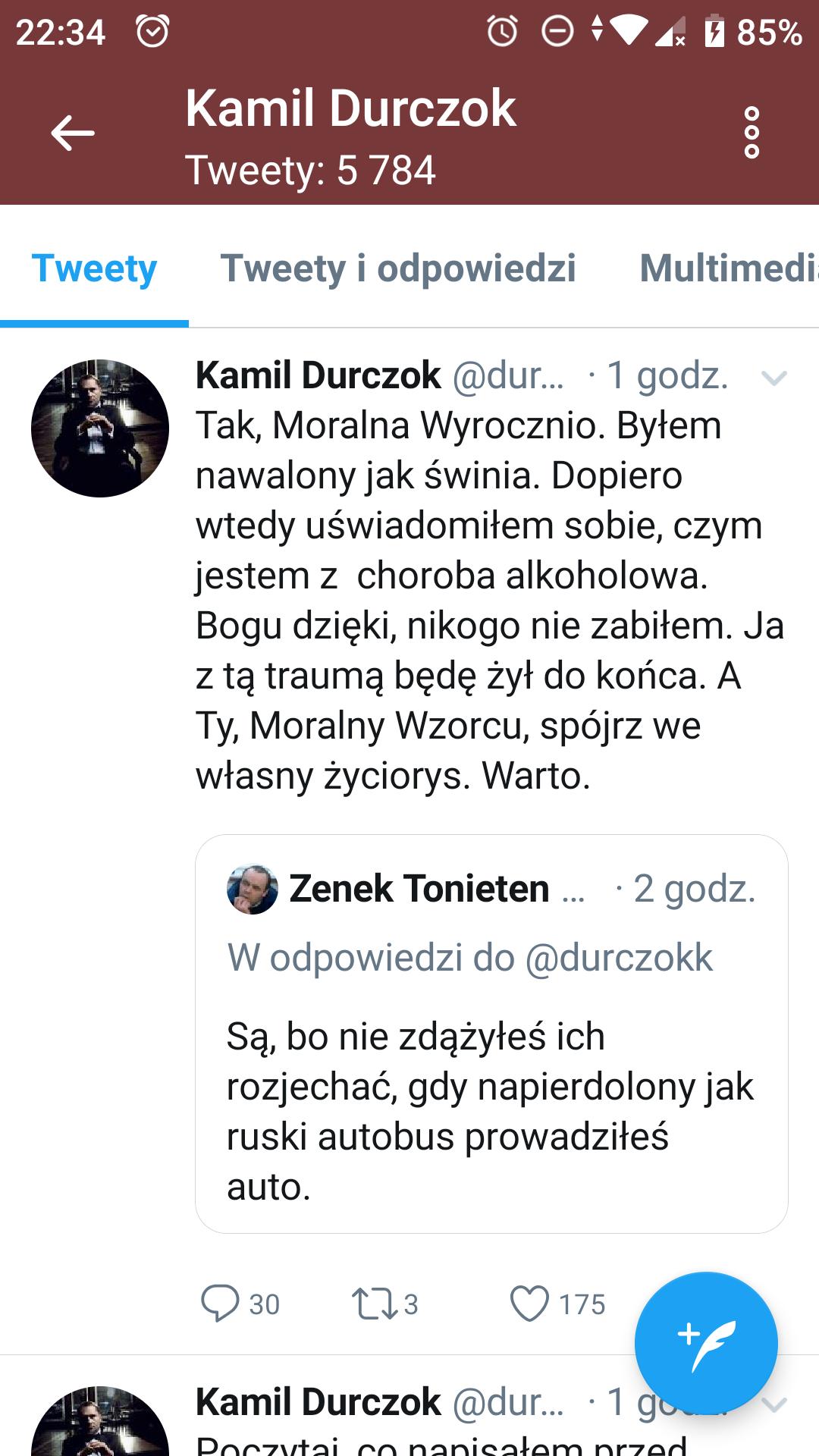 Kamil Durczok/Twitter