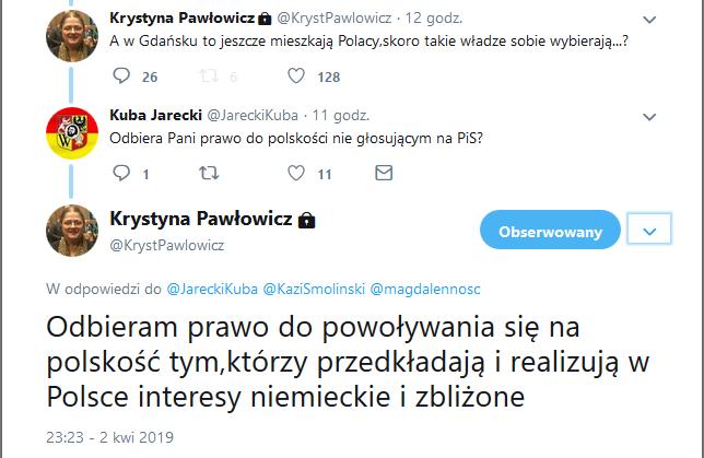 Krystyna Pawłowicz. W Gdańsku mieszkają jeszcze Polacy?
