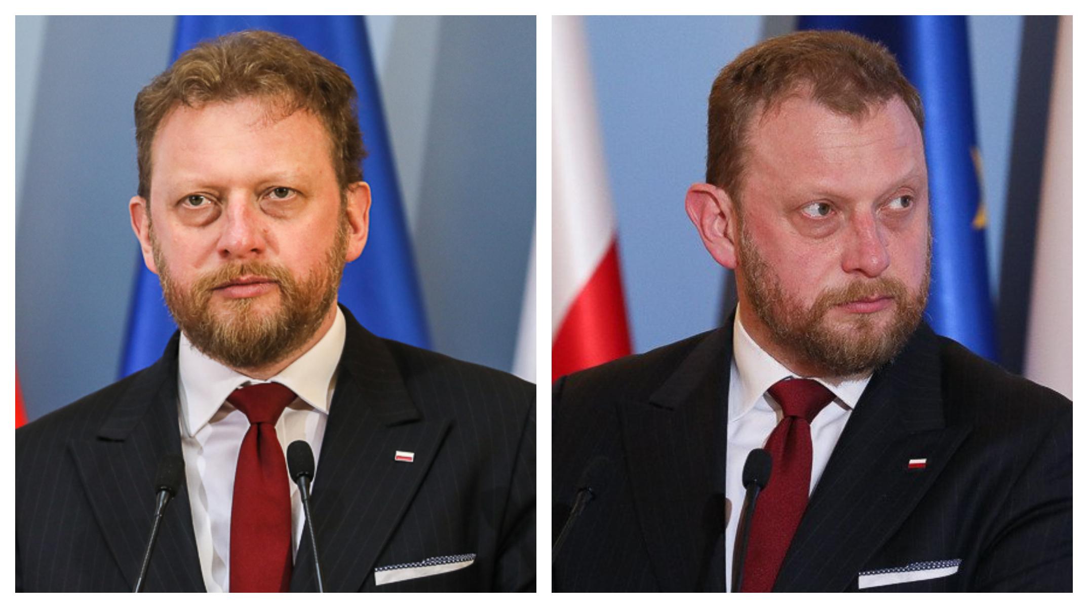 Łukasz Szumowski był u fryzjera