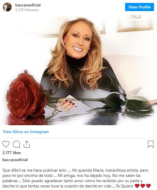 """Nie żyje Maria Mendiola z zespołu Baccara. Zaśpiewała przebój """"Yes Sir, I can boogie""""."""