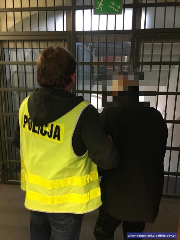 policja pedofil
