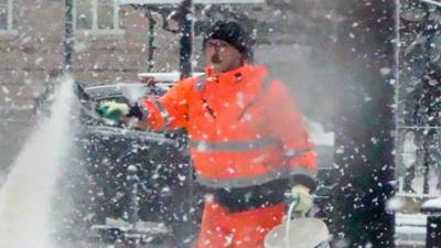 Atak zimy w Polsce. Rekordowy mróz w Bieszczadach
