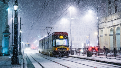 Zima nadciąga!