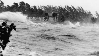 Burza tropikalna Nicholas nadciąga