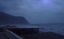 Cyklon Lanos w Grecji - wakacje zakończy kataklizm
