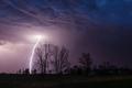 Burzowy ARMAGEDON nad Polską. Przez kraj suną grzmoty grozy
