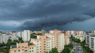 Gdzie jest burza? IMGW ostrzega
