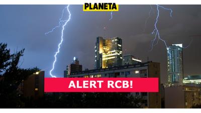Alert RCB dla 12 województw