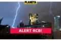 Gwałtowne burze, grad i wichury. Alert RCB dla 12 województw