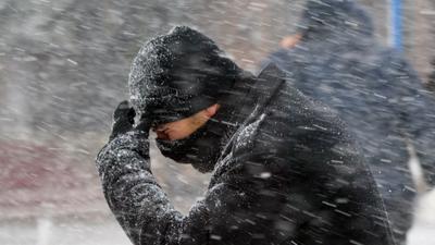 Koszmarne załamanie pogody. DZISIAJ SPADNIE ŚNIEG