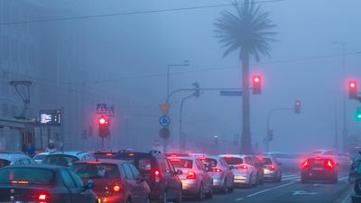 Mgła nad Polską