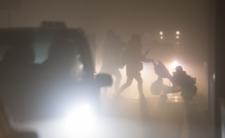 Lodowa mgła w Polsce i horror na drogach