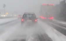 Zimowa pogoda atakuje, warunki na drogach już są zabójcze!