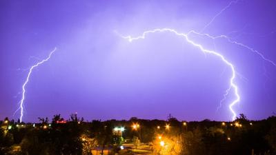 Prognoza pogody na piątek 17 maja - burze, deszcz i wiatr