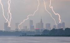 Prognoza pogody na weekend - czekają nas burze i trąby powietrzne