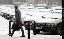 Pogoda w Polsce - spadł śnieg