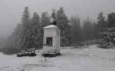 Pogoda w górach - spadł śnieg i obowiązuje zagrożenie lawinowe