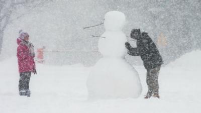 Pogoda w Polsce. Niedziela mroźna, koniec zimy się oddala
