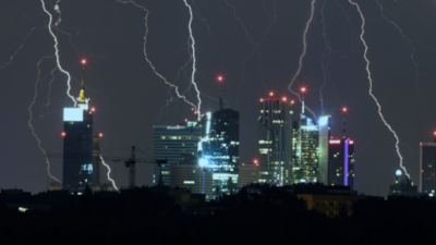 IMGW ostrzega - burze i grad nas wymłócą!