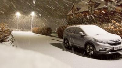 Prognoza pogody i nowy kataklizm - Wielka Brytania znowu zagrożona