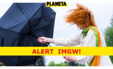 Zły, paskudny, niebezpieczny. IMGW ostrzega przed poniedziałkiem