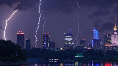 Prognoza pogody na 15 maja - niebezpieczne warunki pogodowe