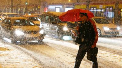 Pogoda we wtorek i śnieg w Polsce - kwiecień atakuje zimą