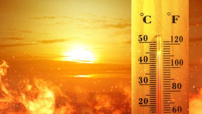 Pogoda ZWARIOWAŁA?! Nadciągają upały do nawet 47 stopni Celsjusza!